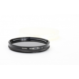 Hama Polfilter 62 mm PL E-62 (226239)