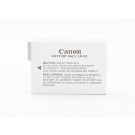 Canon NI-MH Akku LP-E8 (226281)