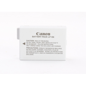 Canon NI-MH Akku LP-E8 (226282)