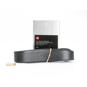 Leica Leder Trageriemen mit Schulterteil Leather Carrying Strap with Shoulder Section (14455) (226314)