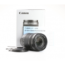 Canon EF-S 3,5-5,6/18-135 IS STM (226333)