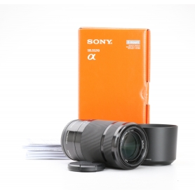 Sony AF 4,5-6,3/55-210 OSS Silber E-Mount (226337)