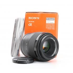 Sony FE 1,8/50 E-Mount (226338)