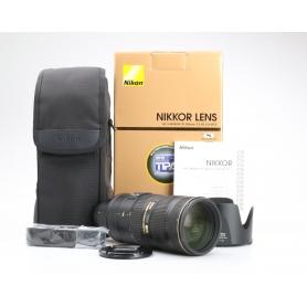 Nikon AF-S 2,8/70-200 G IF ED VR II (226393)