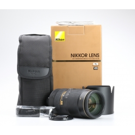 Nikon AF-S 4,5-5,6/80-400 VR ED G N (226394)