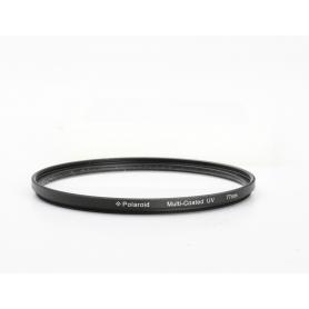 Polaroid UV-Filter 77 mm MC Multi Coated UV E-77 (226355)