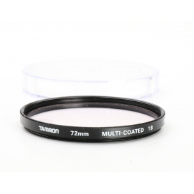 Tamron UV-Filter 72 mm UV Multi Coated 1B UV E-72 (226360)