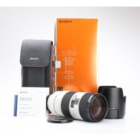 Sony AF 2,8/70-200 SSM G (226398)