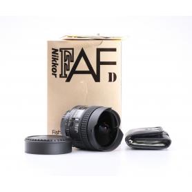 Nikon AF 2,8/16 D Fisheye (226415)