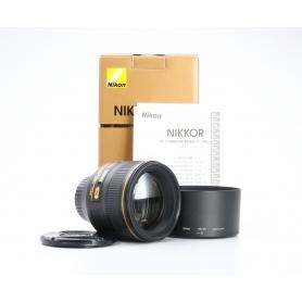 Nikon AF-S 1,4/85 G N (226457)