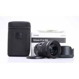 Sigma DG 1,4/50 HSM ART für Sony / Minolta (226459)