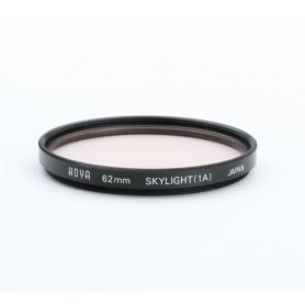Hoya 62 mm UV-Filter Skylight (1A) E-62 Japan (223257)