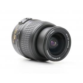 Nikon AF-S 3,5-5,6/18-55 G ED DX II (226419)