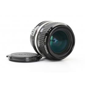 Nikon Ai 2,8/28 (226424)
