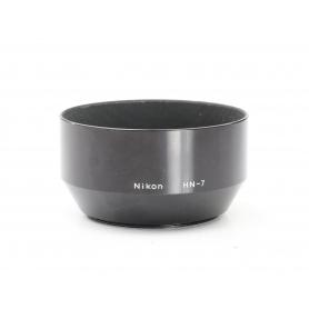 Nikon HN-7 Sonnenblende Lens Hood (226428)