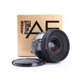 Nikon AF 2,8/20 D (226437)
