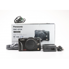 Panasonic Lumix DMC-GF2K (226439)
