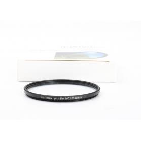 Walimex Pro 62 mm UV-Filter Slim MC E-62 (226478)