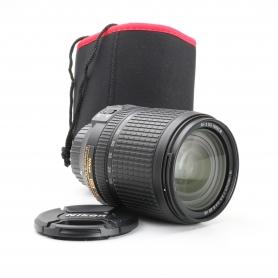 Nikon AF-S 3,5-5,6/18-140 G ED DX VR (226485)