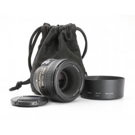Nikon AF-S 1,8/50 G (226487)