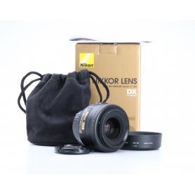 Nikon AF-S 1,8/35 G DX (226490)