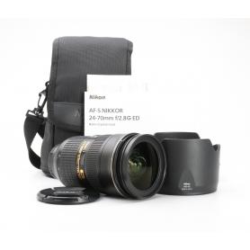 Nikon AF-S 2,8/24-70 G ED (226505)