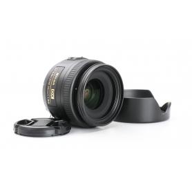 Nikon AF-S 1,8/35 G DX (226646)