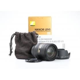 Nikon AF-S 3,5-5,6/16-85 G ED VR DX (226658)