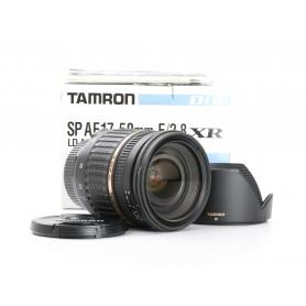 Tamron SP 2,8/17-50 LD IF DI II NI/AF (226673)