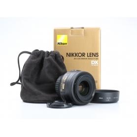 Nikon AF-S 1,8/35 G DX (226573)