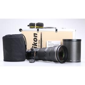 Nikon AF-S 4,0/500 ED VR (226647)
