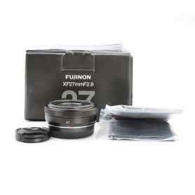 Fuji Fujinon Super EBC XF 2,8/27 R (223723)