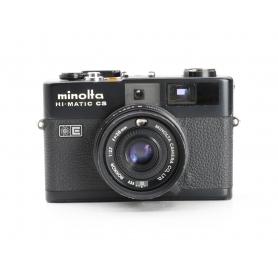 Minolta Hi-Matic CS Film Kompaktkamera (226721)