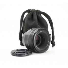 Nikon AF-S 1,8/50 G (226741)