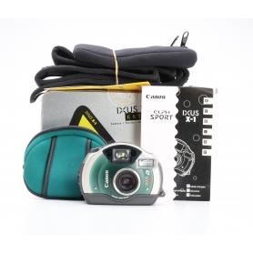 Canon Ixus X-1 Unterwasser Kamera (226727)