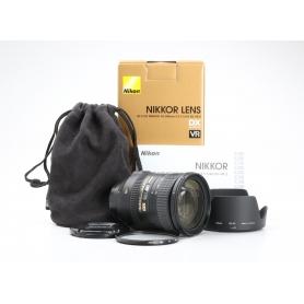 Nikon AF-S 3,5-5,6/18-200 IF ED VR DX II (226747)