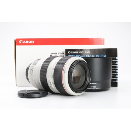 Canon EF 4,0-5,6/70-300 L IS USM (226755)