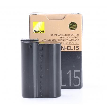 Nikon Li-Ion-Akku EN-EL15 (226763)