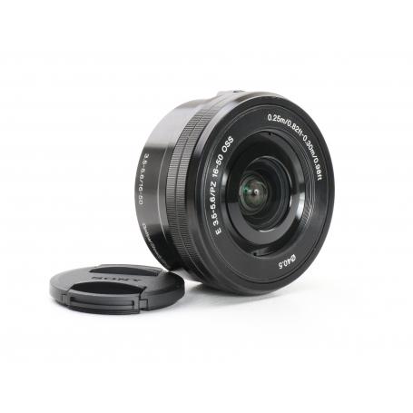 Sony E PZ 3,5-5,6/16-50 OSS Schwarz E-Mount (226768)