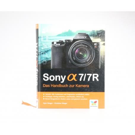 Vierfarben Sony a7/7r Das HandBuch zur Kamera Sänger ISBN 9783842101296   Buch (226769)