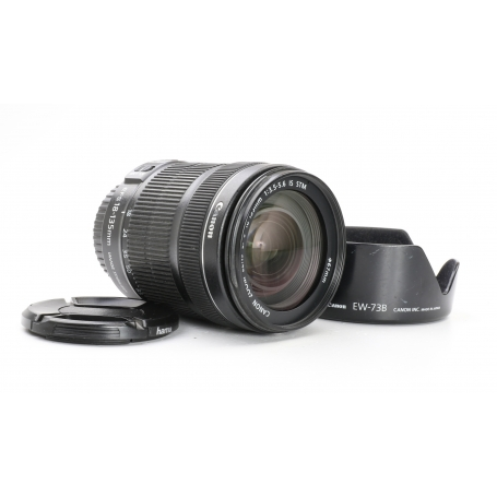 Canon EF-S 3,5-5,6/18-135 IS STM (226774)