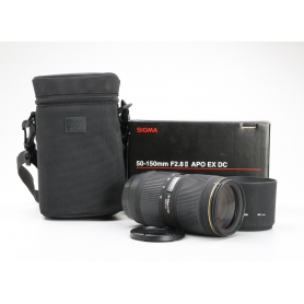 Sigma EX 2,8/50-150 APO DC HSM II C/EF (226780)