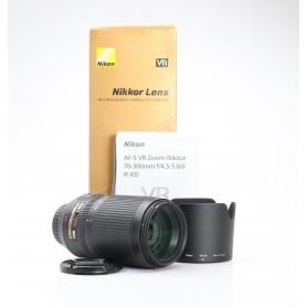 Nikon AF-S 4,5-5,6/70-300 G IF ED VR (226800)