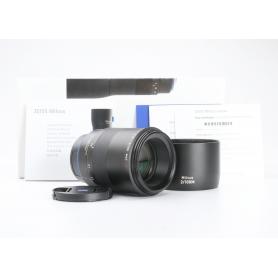 Zeiss Milvus Planar T* 2,0/100 Makro ZE C/EF (226806)