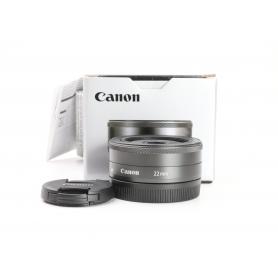 Canon EF-M 2,0/22 STM (226821)