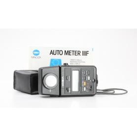 Minolta Flash Meter III F Belichtungsmesser (226013)