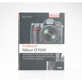 Nikon Profibuch Nikon D7000 | Klaus Kindermann ISBN: 9783645600965 | Buch (226408)