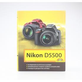 Markt+Technik Nikon D5500 Das Kamera Handbuch | Michael Gradias ISBN 9783945384435 | Buch (226409)