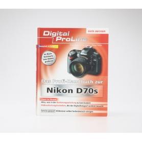 Data Becker Das Profi-Handbuch zur Nikon D70s | Oliver Kürten ISBN 3815826136 | Buch (226423)