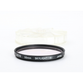 Hoya UV-Filter 55 mm Skylight (1B) E-55 (226523)